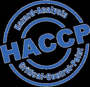 Hazard Analysis Critical Control Point Logo